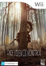 Jogo Onde Vivem os Monstros - Wii - Warner Bros Interactive Entertainment