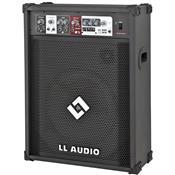 Caixa Acústica Ll Audio Multiuso Amplificada 150 W Rms Ll500