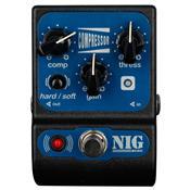 Pedal para Guitarra Compressor Pcm Nig Music