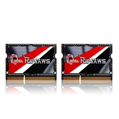 Memória Ram Ripjaws 8gb Kit(2x4gb) Ddr3 1600mhz F3-1600c11d-8grsl G.skill