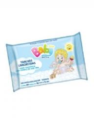 Lenços Umedecidos Baby Menino - 50 Unidades Muriel