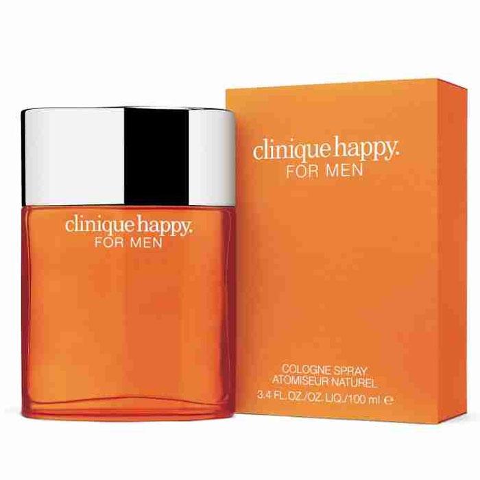 Perfume Happy Clinique Eau de Toilette Masculino 100 Ml