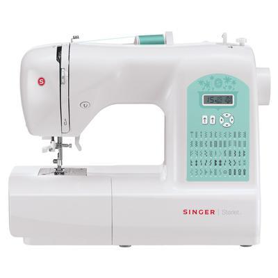 Máquina de Costura Digital Singer Starlet 6660 56 Pontos Branco - 220v