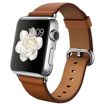 Smartwatch Apple Watch 195mm Castanho