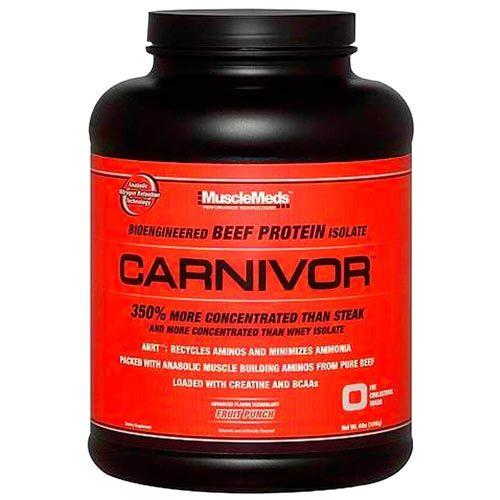 Carnivor Protein Bar Chocolate Com Amendoim Musclemeds