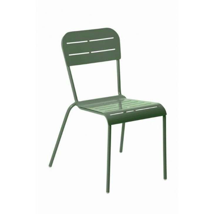Cadeira para Área Externa Empilhavel Mestra Slim Paint Butzke
