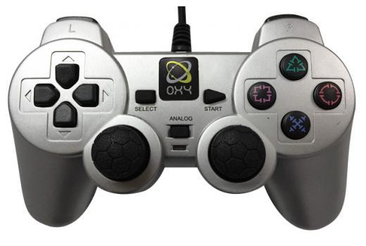 Controle Joystick Basic Ps2 Oxy