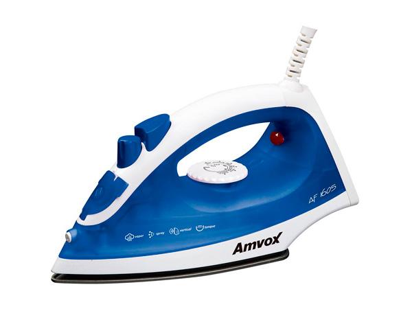 Ferro Amvox Azul Com Base Anti-aderente 110v - Af1605