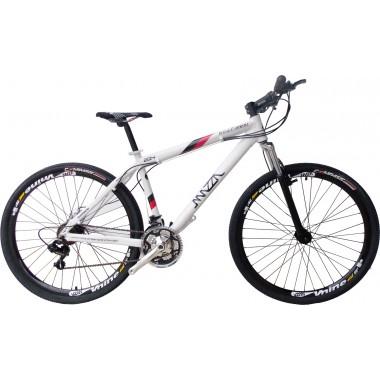 Bicicleta Mazza New Times Vb T17 Aro 29 Susp. Dianteira 21 Marchas - Amarelo