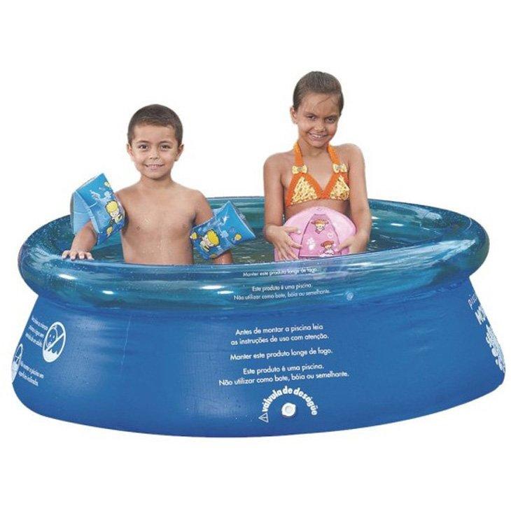 Piscina Circular Mor Splash Fun 001047 800l