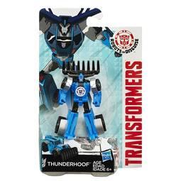 Boneco Transformers Thunderhoof Robots In Disguise One Step Hasbro