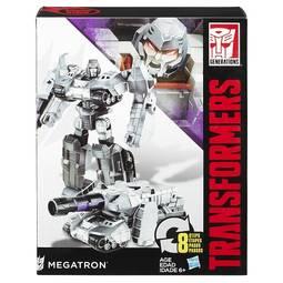 Boneco Transformers Generations Cyber 7 Megatron Hasbro