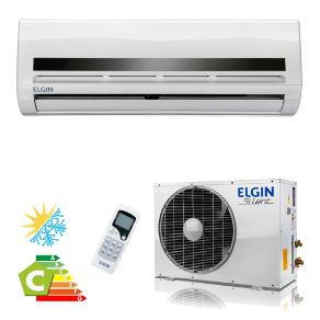 Ar Condicionado Split 24000 Btu Quente/frio Silent - Elgin - 220v - Srq 24000-2