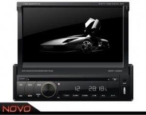 Som Automotivo Com Dvd Player Napoli - 7968