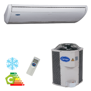 Ar Condicionado Split Piso Teto 48000 Btu Frio Space - Springer Carrier - 220v - 42xqm48c5 / 38ccp048535mc