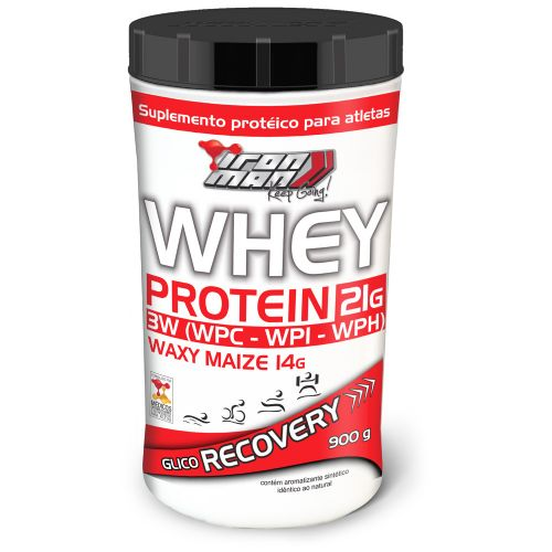 100% Whey Protein 900g Chocolate New Millen