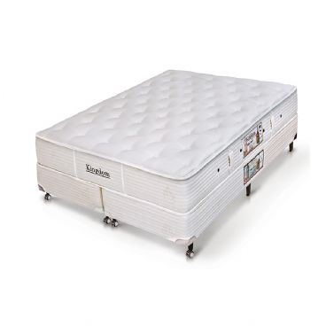 Cama Box Castor Kingdom 96x203x32cm