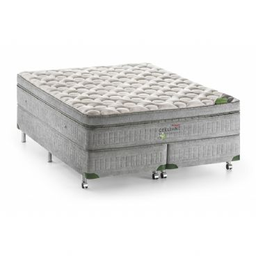 Cama Box Flex Celliant 138x188x69cm