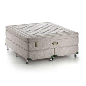 Cama Box Flex Ecofair 178x198x70cm