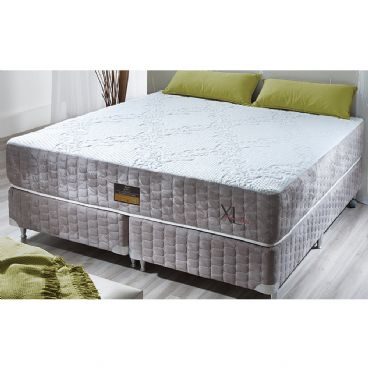 Cama Box King Koil Extended Life 88x188x70cm