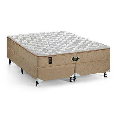 Cama Box Simmons Aspen 120x203x63cm