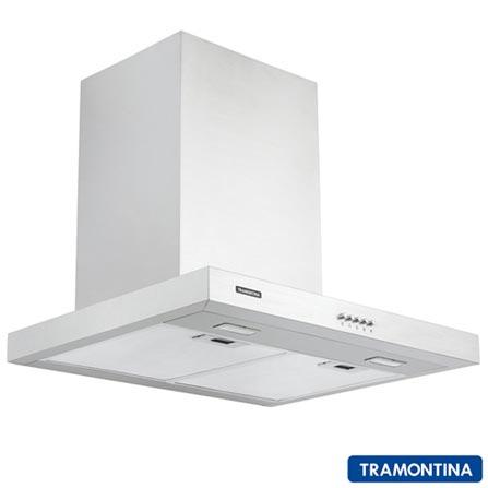 Coifa de Parede Tramontina 60 Cm New Dritta Inox - 110v - 95800/001