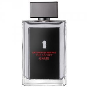 Perfume The Secret Game Antonio Banderas Eau de Toilette Masculino 100 Ml