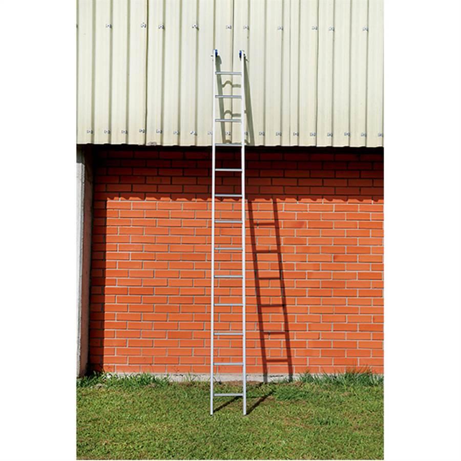 Escada de Alumínio Extensível 2x13 26 Degraus 005168 Mor