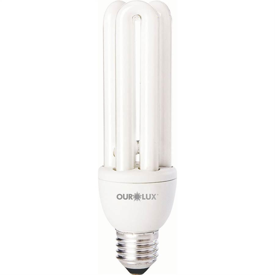 Lâmpada Ourolux Fluorescente 3u 11w 2700k 220v - 04013