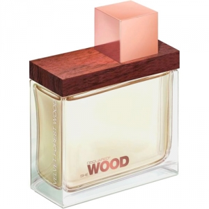 Perfume She Wood Dsquared Eau de Parfum Feminino 50 Ml