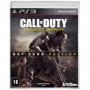 Jogo Call Of Duty Advanced Warfare Day Zero Edition - Playstation 3 - Activision