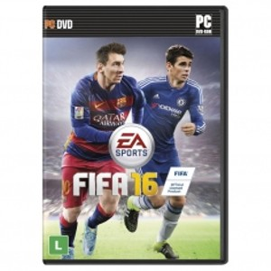 Jogo Fifa 16 Ea Games - Pc