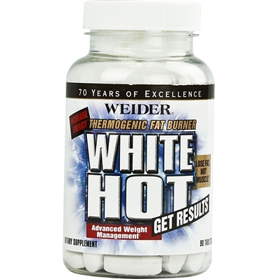 Weider White Hot 90 Tabletes