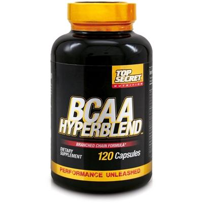 Bcaa Hyperblend 3:1:1 - 240 Cápsulas Top Secret Nutrition