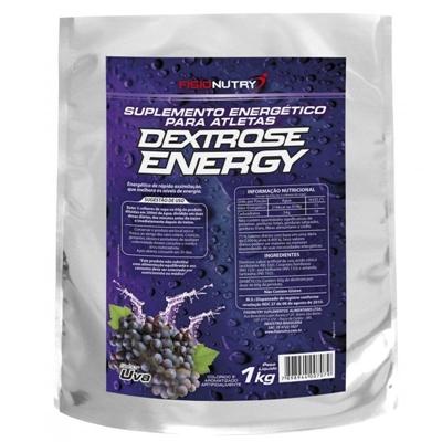 Dextrose Energy 1kg Uva - Refil Fisionutri