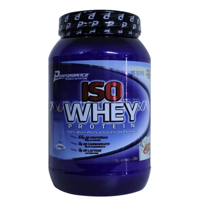 Iso Whey Protein 900g Chocolate Performance