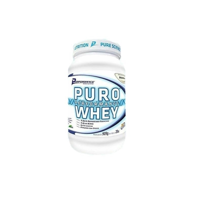 Puro Performance Whey 909g Baunilha Performance