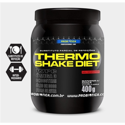 Probiotica Thermo Shake Diet 400g Baunilha