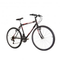 Bicicleta Track&bikes Thunder Aro 26 Rígida 18 Marchas - Preto