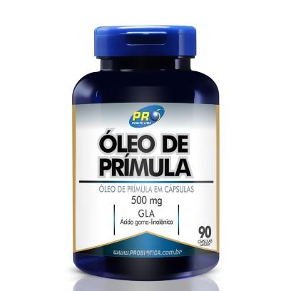 Probiotica Óleo de Prímula 90 Cápsulas