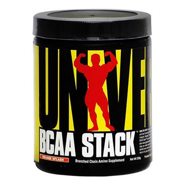 Bcaa Stack 250g Uva Universal Nutrition