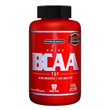 Bcaa Concentrado - 240 Cápsulas Integralmedica