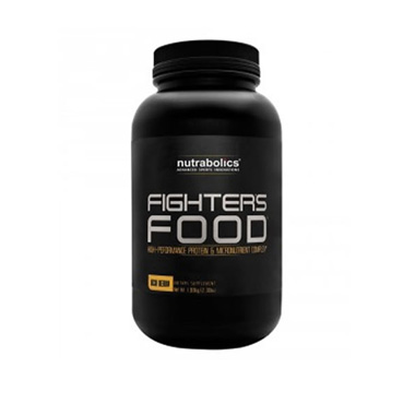 Fighters Food - 1kg Nutrabolics