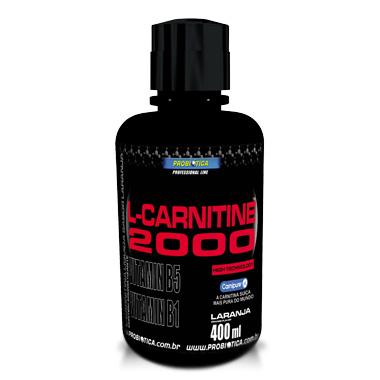 Probiotica L-carnitine 2000 400ml