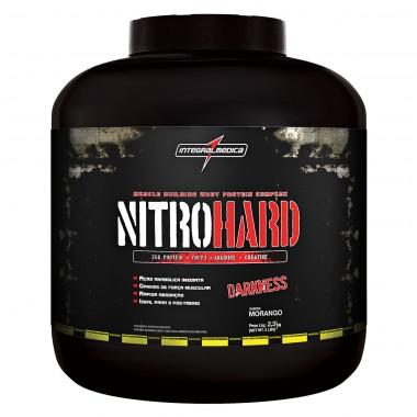 Nitrohard Darkness - 2,3kg Integralmedica