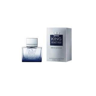 Perfume King Of Seduction Antonio Banderas Eau de Toilette Masculino 50 Ml
