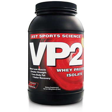 Vp2 Whey Protein 908g Baunilha Ast Sports Science