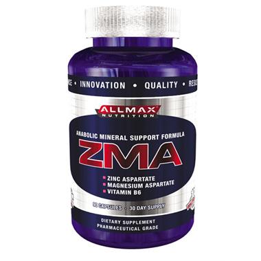 Zma - 90 Cápsulas Allmax Nutrition