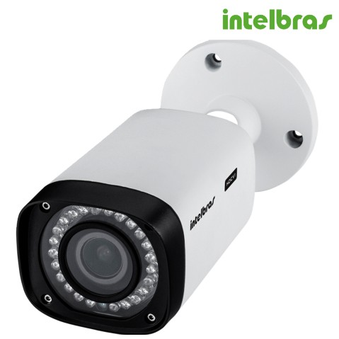 Câmera Intelbras Hdcvi Infra Red Bullet 2,8 - Vhd-5040