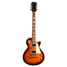 Guitarra Sx Les Paul Ef3d Sunburst